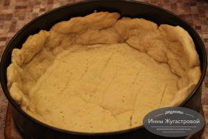 Шаг 12. Корж для пирога