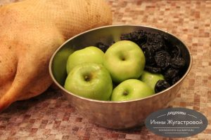 Шаг 2. Подготовить фрукты