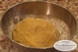 Тесто для медовой выпечки