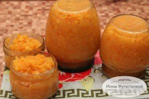 Апельсиновый джем с кожурой