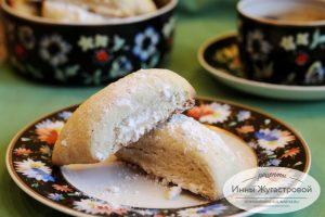 Шакар лохум печенье на молоке без яиц