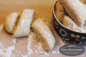 Армянское печенье шакар лохум