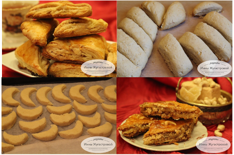 Восточные сладости. Простые домашние рецепты