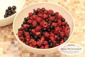 Шаг 3. Разморозить ягоды