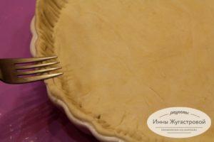 Шаг 10. Накрыть пирог