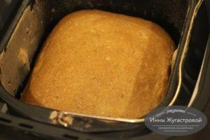 Шафранный хлеб в хлебопечке