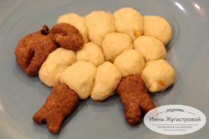 Печенье для детей Овечки