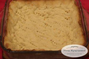 Корж для пирога Ирины Аллегровой