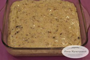 Тесто для пирога Мазурка
