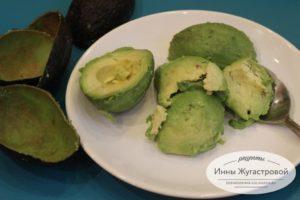 Как очистить авокадо для гуакамоле