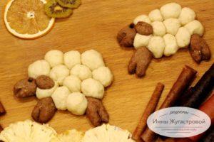 Печенье Овечки для детей