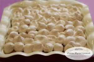 Торт десерт без выпечки тирамису
