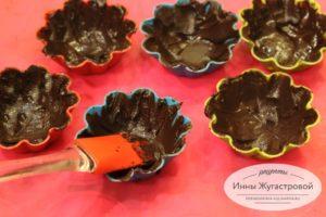 Покрыть шоколадом