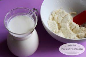 Веганское молоко из орехов кешью