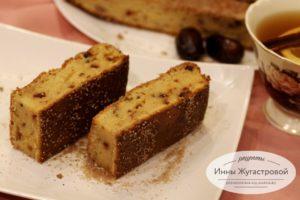 Творожный пирог-запеканка на сгущенном молоке