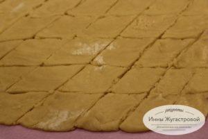 Еврейское печенье Земелах