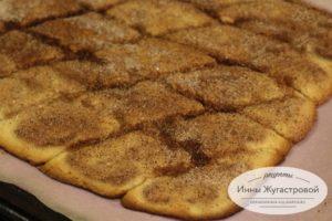 Печенье с корицей земелах