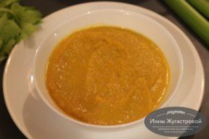 Густой суп-пюре