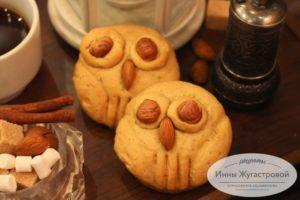 Ароматное медовое печенье (пряники) Совята