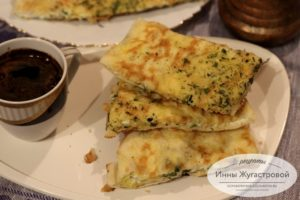 Хрустящий хачапури из лаваша на сковороде