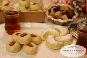 Египетское печенье горайеба