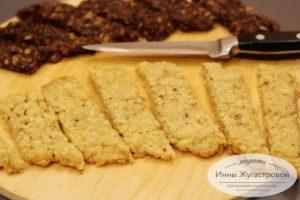 Овсяное и шоколадное печенье хаврекакур