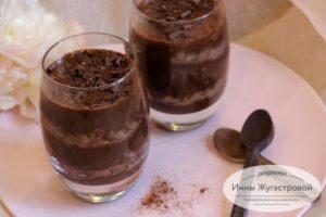 Шоколадный трайфл