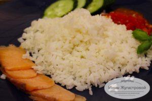 Рис в мультиварке для гарнира