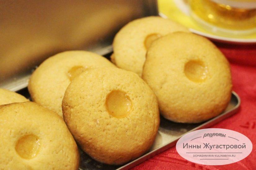 Шакер чурек, сливочное печенье без разрыхлителя