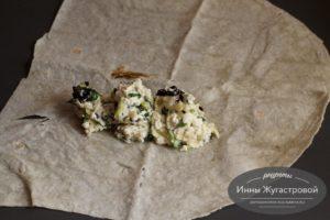 Конвертики из лаваша в мультипекаре - рецепт пошаговый с фото