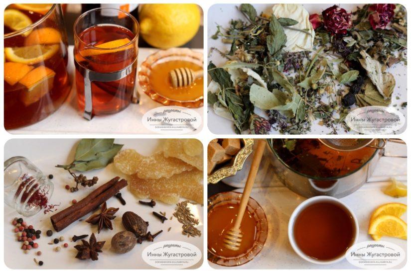 Витаминные напитки для улучшения самочувствия и укрепления иммунитета