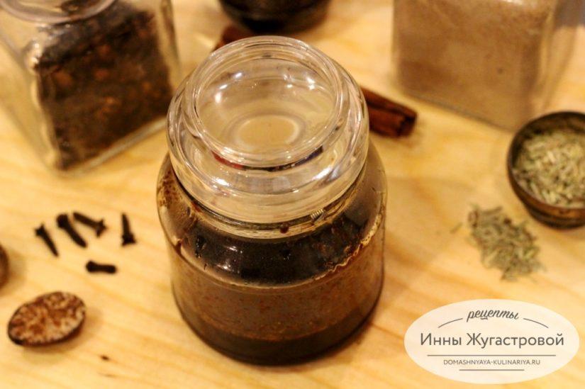 Бальзамический крем-соус, простой рецепт приготовления