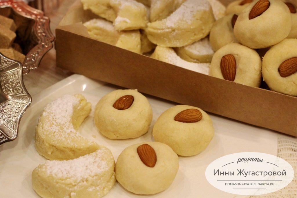 Египетское печенье