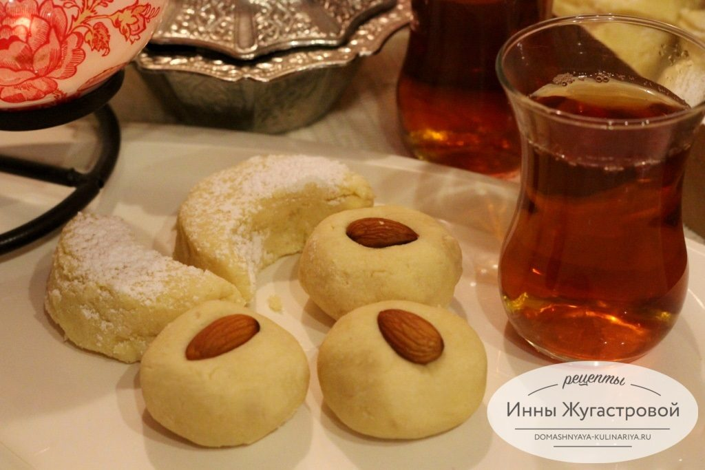 Печенье гураеба