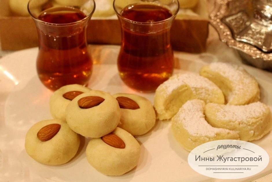 Египетское печенье гураеба